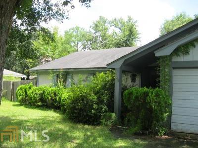 Kingsland GA Single Family Home New: $110,000