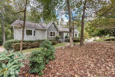Marietta Single Family Home New: 2570 Burnt Hickory Dr