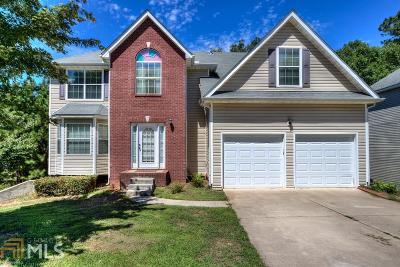 Dallas GA Single Family Home New: $229,999