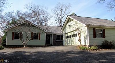 Cumming Single Family Home New: 7730 Chestnut Hill Rd