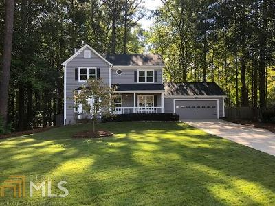 Peachtree City GA Single Family Home For Sale: $373,000