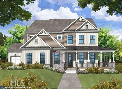 Milton Single Family Home New: 15765 Burdette Ct