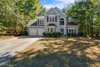 Alpharetta Single Family Home New: 225 Rose Meadow