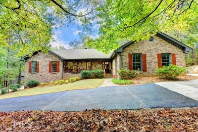 Lawrenceville Single Family Home For Sale: 5395 Sugarloaf Pkwy