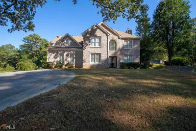 Atlanta Single Family Home New: 1890 SW Childress Dr