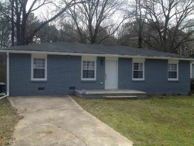 Atlanta Single Family Home New: 2856 Argyle Drive
