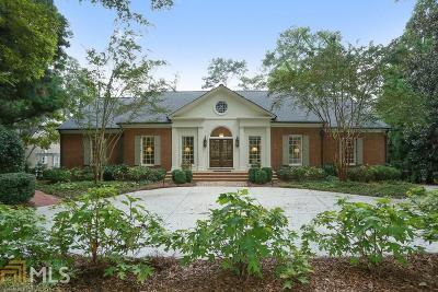 Atlanta Single Family Home New: 3180 Lemons Ridge Drive SE