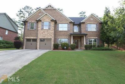 Ellenwood Single Family Home For Sale: 4700 Lake Hill Trl