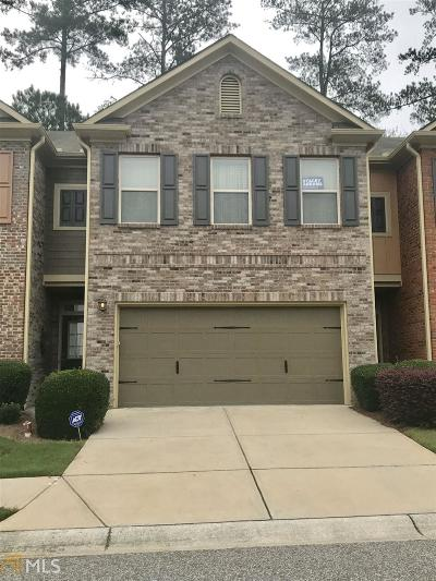 Grayson Condo/Townhouse Under Contract: 2740 Haynescrest Dr
