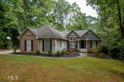 Newnan Single Family Home New: 238 Manchester