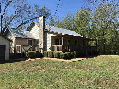 Elberton GA Single Family Home For Sale: $138,000