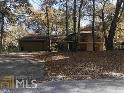 Clayton County Single Family Home New: 6782 Shangrila