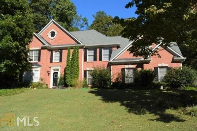 Acworth Single Family Home For Sale: 2320 Fripp Overlook