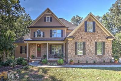 Hall County Single Family Home New: 8745 Nesting Trl