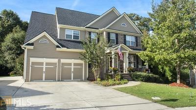 Braselton Single Family Home New: 2440 Sahale Falls Ct