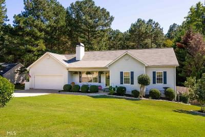 Newnan Single Family Home New: 82 Paces Landing Trce