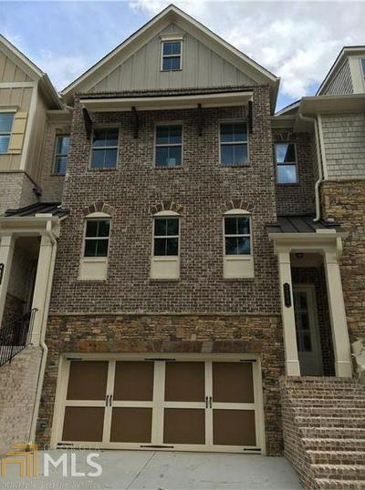 Cobb County Condo/Townhouse For Sale: 3129 Lawrenceburg Ln
