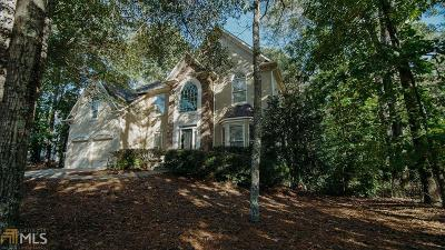 Woodstock Single Family Home For Sale: 1074 Longwood Dr