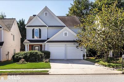 Fulton County Single Family Home New: 2360 Ashton Drive