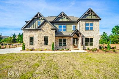 Buford Single Family Home New: 2791 Thompson Mill Road