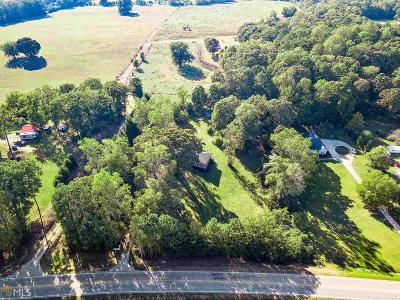 Butts County Single Family Home New: 1029 Highway 36