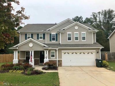 Dallas GA Single Family Home New: $219,000