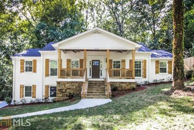 Chamblee Single Family Home For Sale: 3144 Barkside Ct