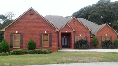 Decatur Single Family Home New: 5208 Flat Shoals Pkwy