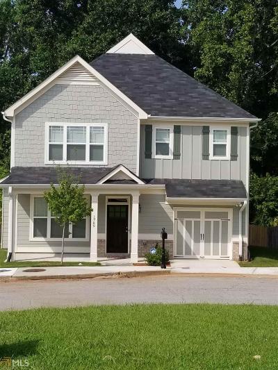 Atlanta Single Family Home New: 1773 Maple Walk Cir