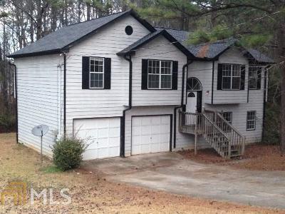 Douglasville GA Single Family Home New: $150,000