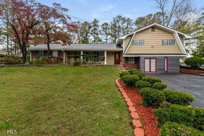 Marietta Single Family Home New: 495 Embry Ln