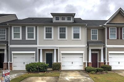 Winder GA Condo/Townhouse New: $155,000