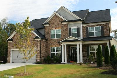 Buford Single Family Home New: 3272 Elmer Hill Ln
