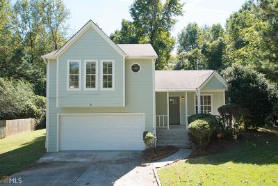Stone Mountain Single Family Home Under Contract: 584 Sherwood Oaks Rd
