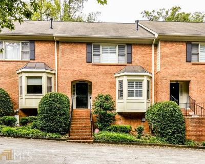 Atlanta Condo/Townhouse New: 1377 Sheffield Glen Way