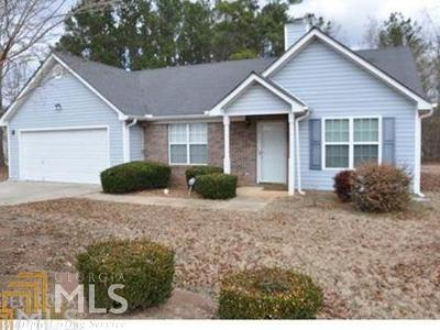 Griffin Single Family Home For Sale: 205 Sport Way