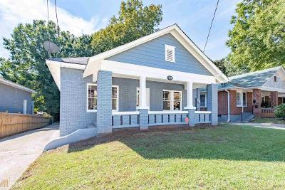 Sylvan Hills Single Family Home Under Contract: 940 Woodbourne