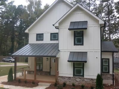 Decatur Single Family Home For Sale: 517 Daniel Ave
