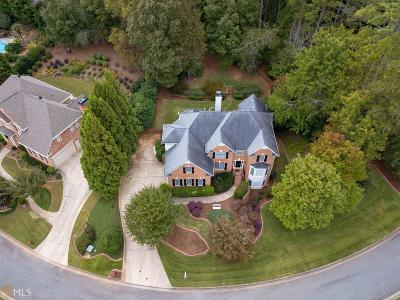 Powder Springs Single Family Home For Sale: 4661 Oakleigh Manor Dr