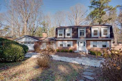 Stone Mountain Single Family Home For Sale: 5305 Greencastle