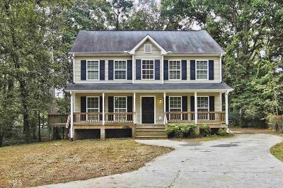 Stone Mountain Single Family Home New: 5321 Kemper Pl