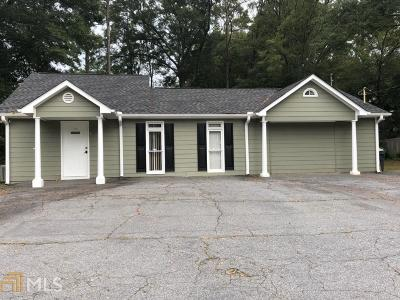 Marietta Commercial For Sale: 2400 Hurt Rd