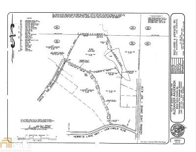 Snellville Residential Lots & Land For Sale: Anderson Way