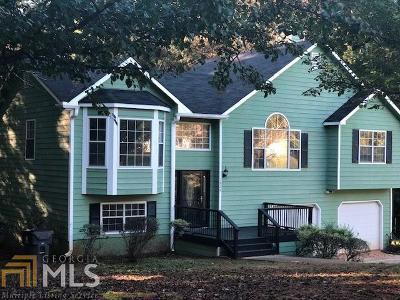 Douglasville Single Family Home New: 1829 Potomac Pl