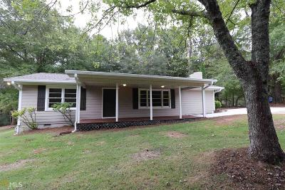 Buford Single Family Home New