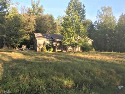 Buckhead, Eatonton, Milledgeville Single Family Home Under Contract: 421 Avant Rd