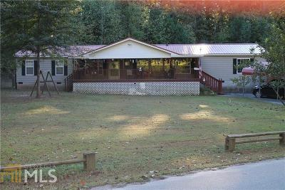 Dawsonville Single Family Home For Sale: 81 Red Rose