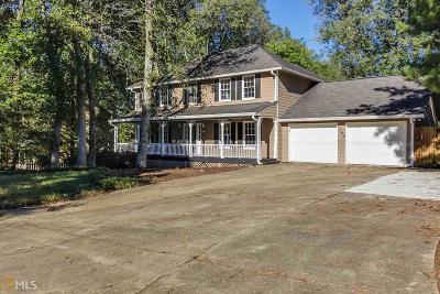 Marietta Single Family Home New: 1768 Blackwillow Dr