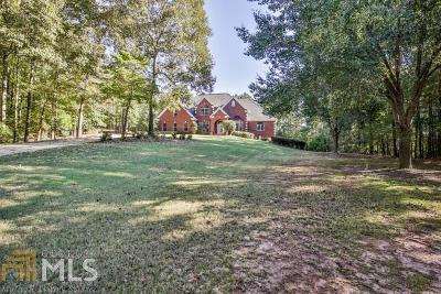 Conyers Single Family Home New: 3421 SW Deer Hollow Run