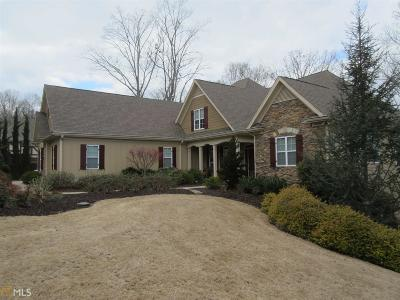 Dawsonville Single Family Home Under Contract: 7250 Heron
